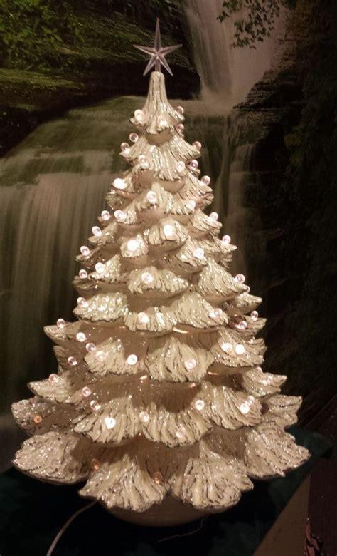 ceramic christmas tree painting ideas 25 best ideas about ceramic trees on tree decorations vintage