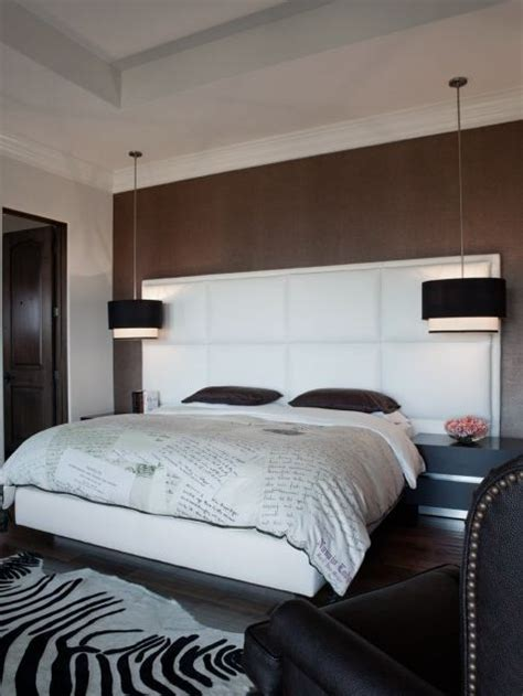 Designer Headboard by 15 Gorgeous Upholstered Headboards Interior Design
