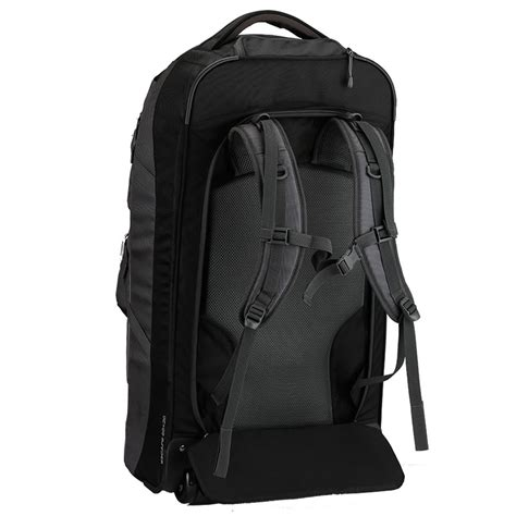 vango escape wheeled backpack travel pack with wheels
