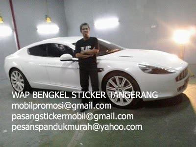 Sticker Cutting Grup Band pusat pasang sticker mobil branding jakarta