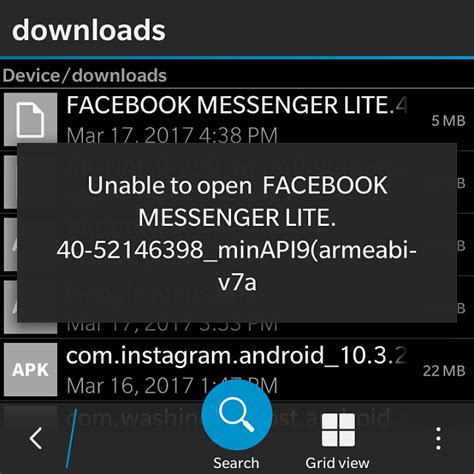 apk fb messenger working apk of messenger for bb10 3 x best version page 2 blackberry forums at