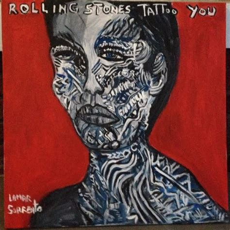 rolling stones tattoo you just walkin in the prisonaires played by lamar