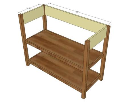Changing Table Woodworking Plans Changing Table Woodworking Plans Woodshop Plans