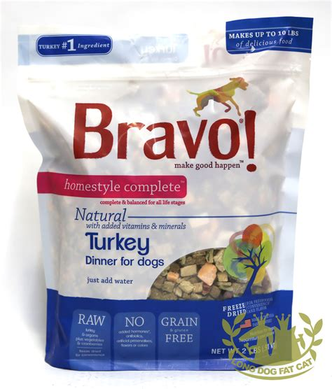 Food Bravo Puppy Premium Organic 20kg bravo homestyle complete turkey dinner dehydrated food