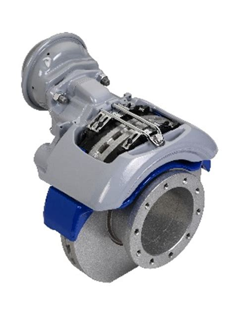 Air Brake System Wabco Wabco Air Disc Brakes Available On Meritor Trailer Suspensions