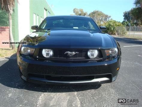 2011 mustang gt 5 0 specs 2011 ford mustang gt 5 0 1875 km car photo and specs