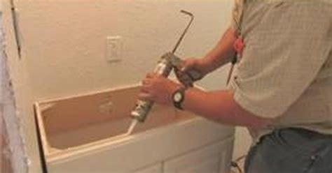 install new bathroom sink video installing the sink top on a bathroom vanity ehow uk