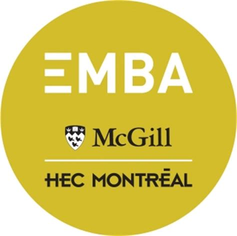 Mcgill Desautels Mba Scholarship by Emba Information Session April 11 2017 Desautels