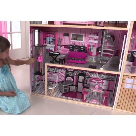 sparkle mansion doll house toys dollhouses sparkle mansion kidkraft r 234 ves