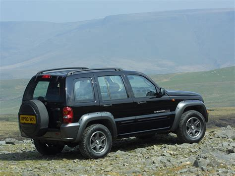 Jeep Uk 2003 Jeep Uk Version Pictures