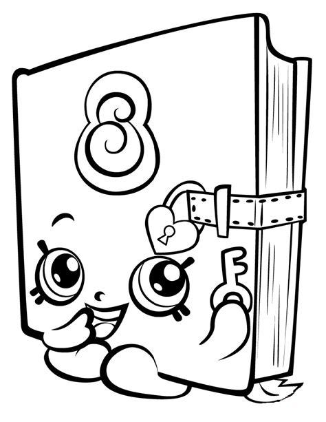cost of printing coloring book shopkins coloring page hog printable 5 shopkins
