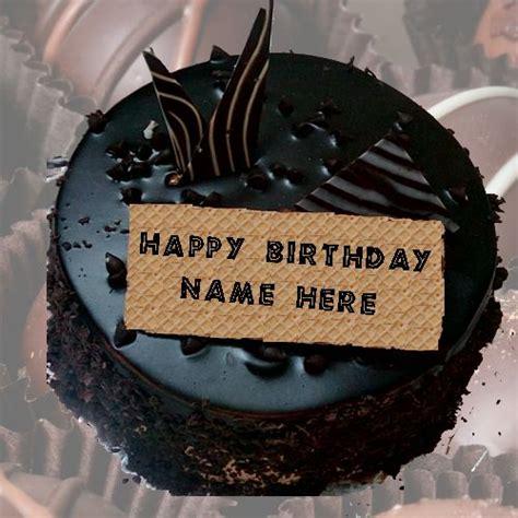 write   happy birthday chocolate cake dipesh pinterest birthday chocolates