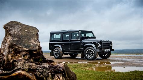 Land Rover Defender New Model 2018 by Land Rover Defender 110 Works V8 2018 Review A 400bhp