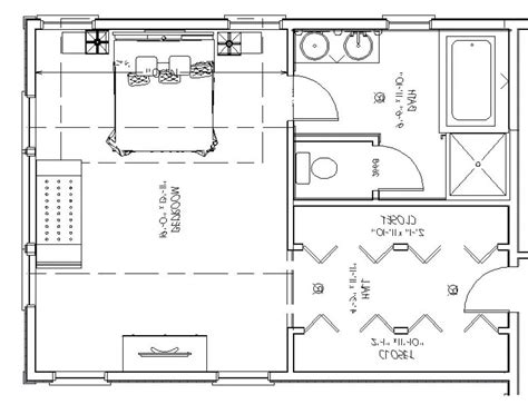 bedroom size typical house floor plan dimensions home mansion