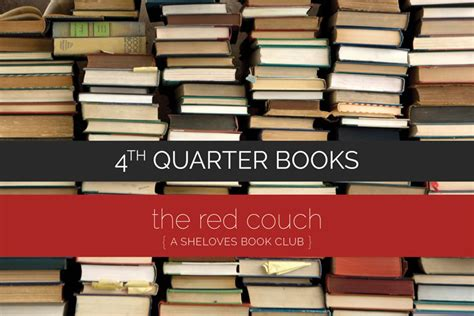 the red couch book the red couch fourth quarter books sheloves magazine
