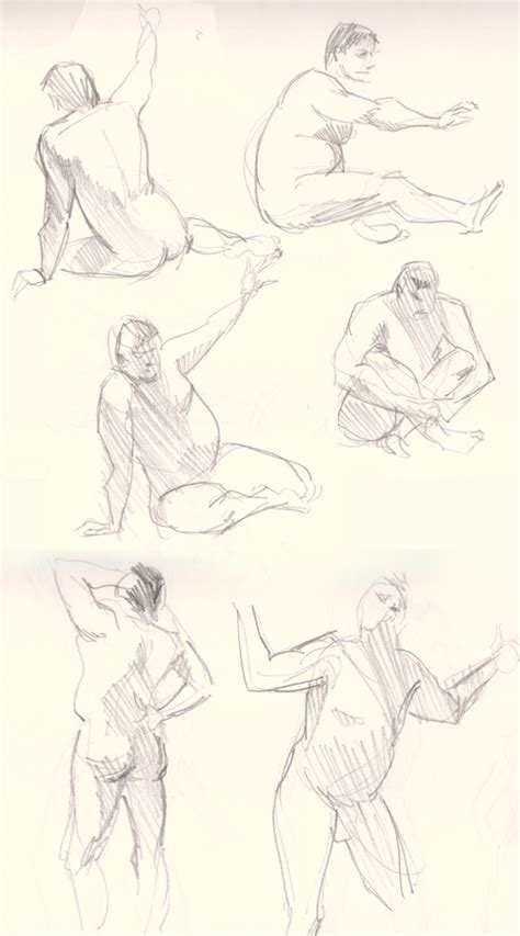 figure drawing pose of a figure models picture