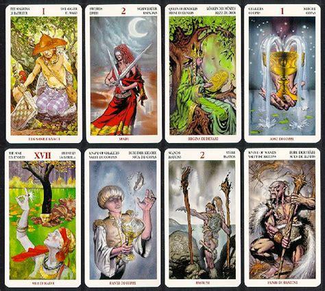 cartas orculo de las tarot celta