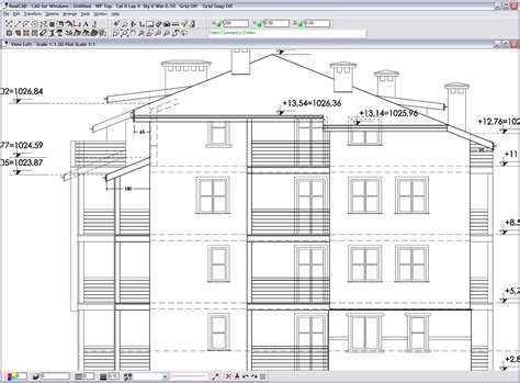 easy 2d architectural design software simple autocad house drawings www imgkid com the image