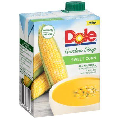 patio dole dole sweet corn garden soup 26 oz walmart