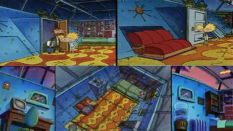 hey arnold room once upon a fad hey arnold