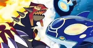 Alpha sapphire and omega ruby primal legendarys by mmd pokecenter on