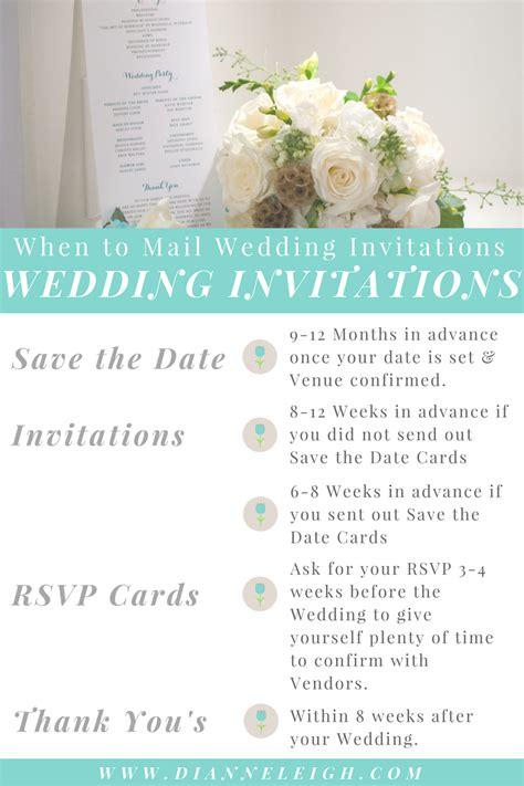when to send wedding invitations brideology when to mail wedding invitations dianne leigh photography