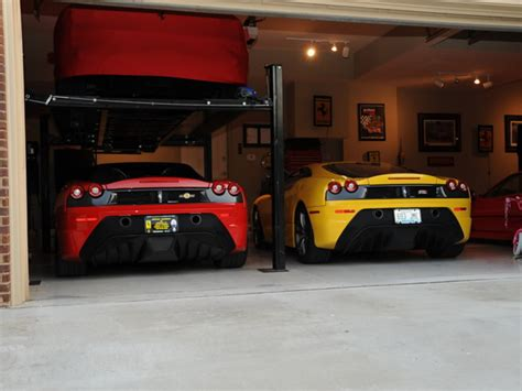 Peoples Garage by Wondered Where Billionaires Park Their Supercars