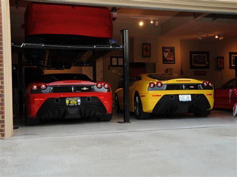 Fourth Garage by Wondered Where Billionaires Park Their Supercars