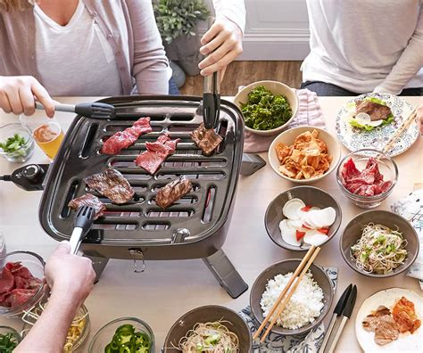 Home Korean Bbq Grill by Do It Yourself Korean Bbq Pered Chef