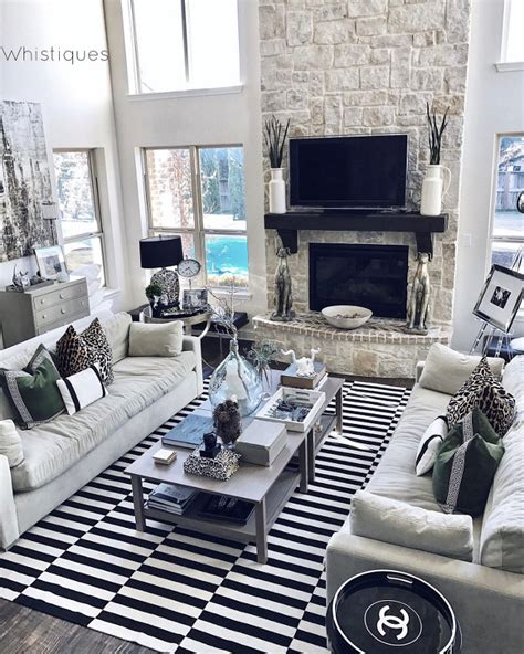 black living room rugs beautiful homes of instagram home bunch interior design