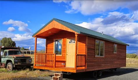 Small Cabin Floorplans log cabin mobile homes