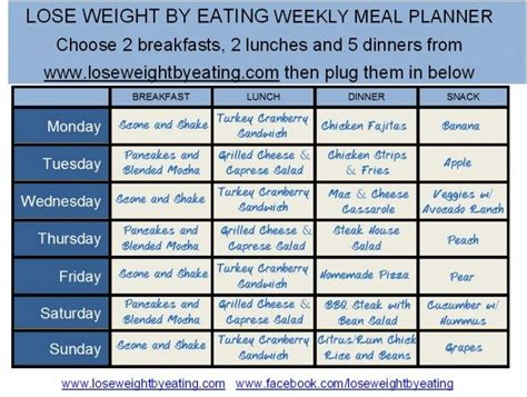 printable eating plan to lose weight 1200 calorie diet menu for a month fast lose weight food