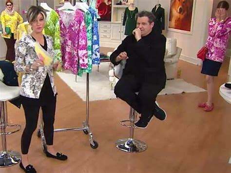 isaac mizrahi qvc host cant decide if the moon is a qvc hosts think moon is a planet or maybe a star the
