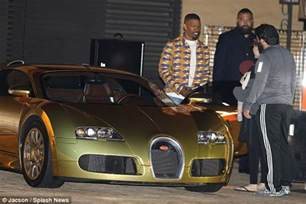 40 Million Dollar Bugatti Foxx Showcases His 163 2 Million Bugatti Veyron