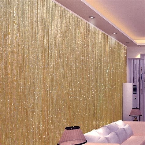 string curtains canada 1 0 215 2 0m glitter string bead door curtain panels fly