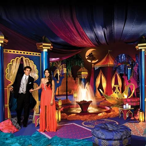 themes meaning in arabic aladdin s paradise complete prom theme arabian nights