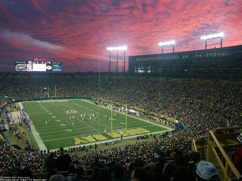 wallpaper green bay wi the nfl report three best stadiums lambeau field