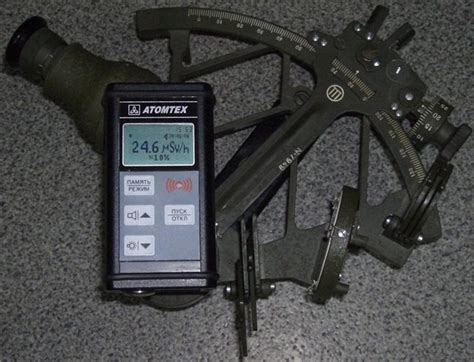 sextant what does it do exles of radiation scrap