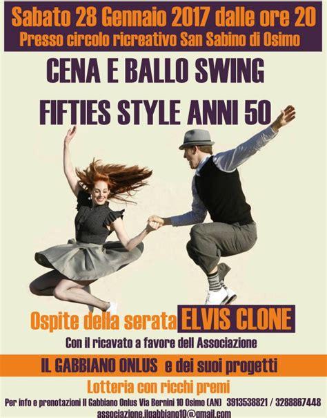 il gabbiano onlus gabbiano swing fifties style anni 50 associazione il