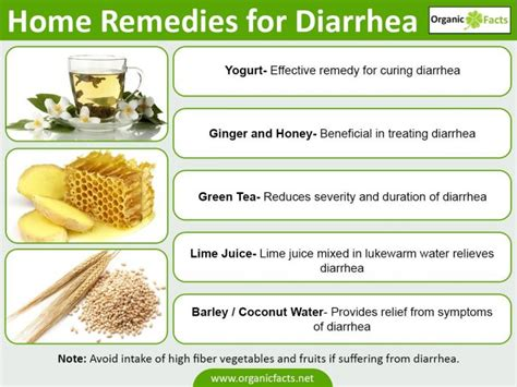 diarrhea causes symptoms treatments home remedies