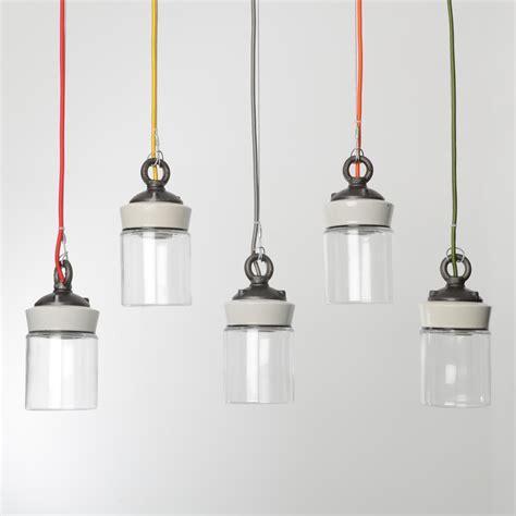 Jar Pendant Lighting Mini Jar Pendants Trainspotters