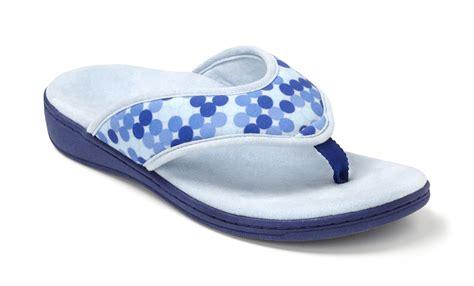 vionic slippers vionic bliss s soft slipper sandal w orthaheel