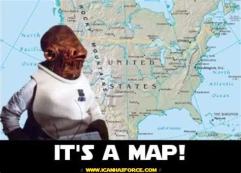 Admiral Ackbar Meme - with hair disheveled something funny