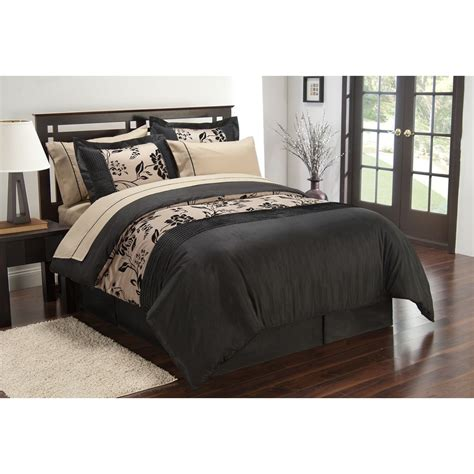 cannon 8 piece dahlia comforter set home bed bath