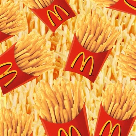 McDonald French Fries ?   BackGrounds   Pinterest
