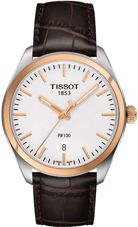 Tissot Pr100 T101 410 26 031 00 100 Authentic t101 410 26 031 00 tissot t1014102603100 mens