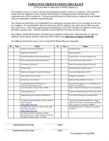 Orientation Program For New Employees Template by Employee Orientation Template Template For New Employee