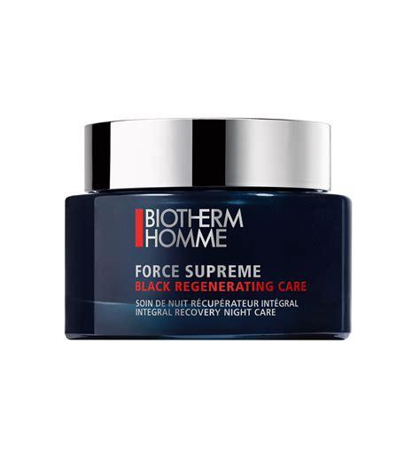 biotherm supreme biotherm supreme black regenerating care douglas lv