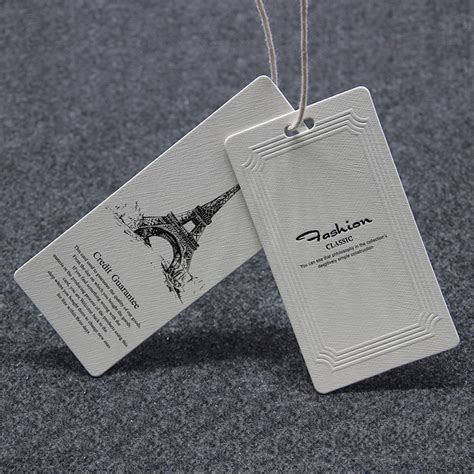 garment swing tags popular swing ticket buy cheap swing ticket lots from