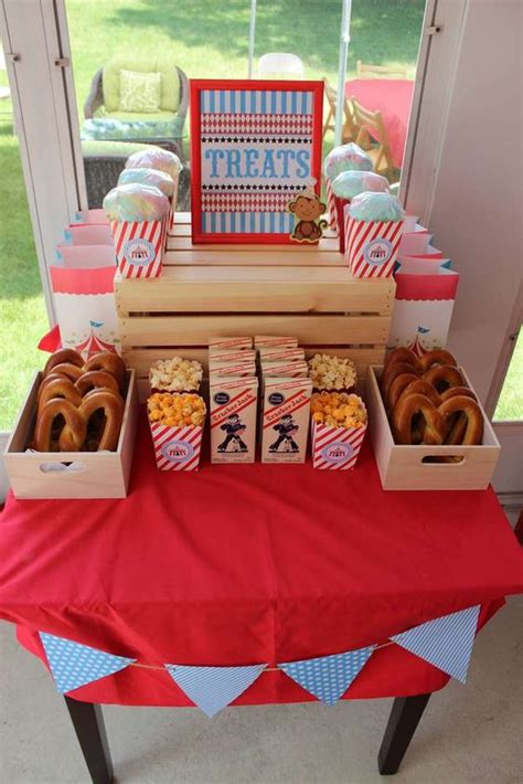 backyard carnival ideas big top backyard carnival birthday ideas birthdays